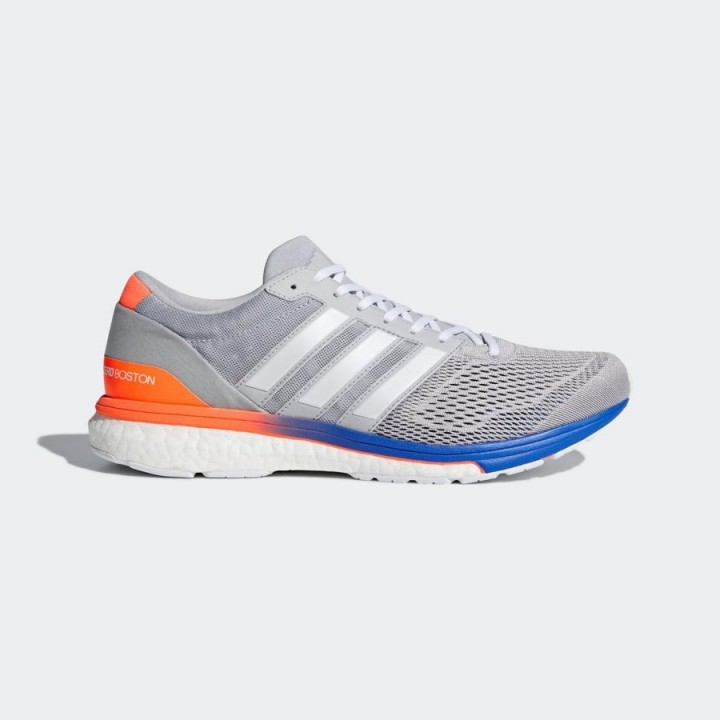 Giày thể thao chạy bộ chính hãng Adidas Adizero boston boost 2 wide BB6450
