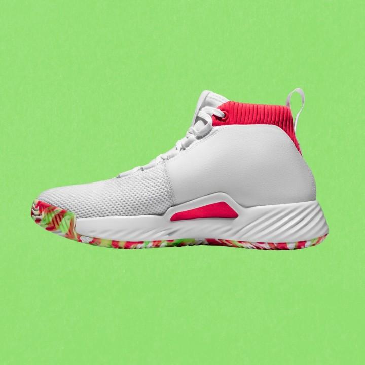 Giày bóng rổ chính hãng Adidas Dame 5 BB9312