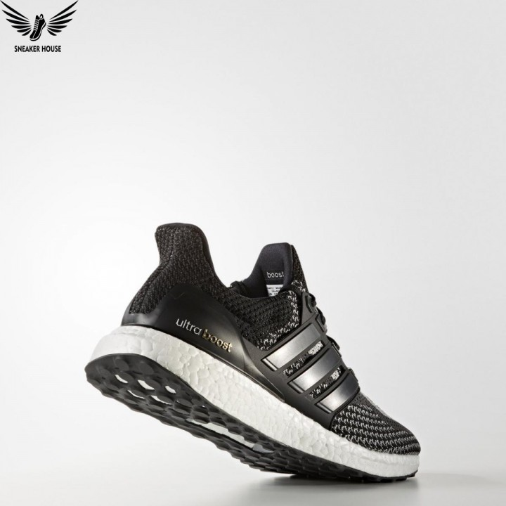 Giày thể thao Adidas UltraBoost 2.0 Limited 'Black Reflective' BY1795