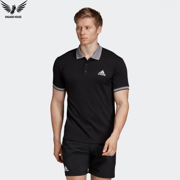 Áo thun Adidas Club Solid Polo DX1806
