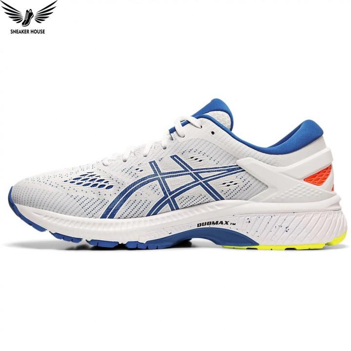 Giày thể thao chạy bộ Asics Gel Kayano 26 1011A541-100