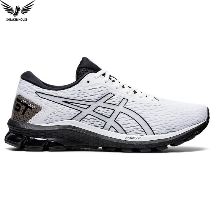 Giày thể thao chạy bộ Asics GT 1000 - 9 1011A770-100