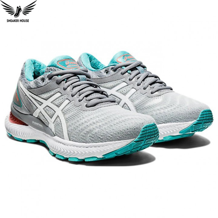 Giày thể thao chạy bộ Asics Nimbus 22 1012A586-020