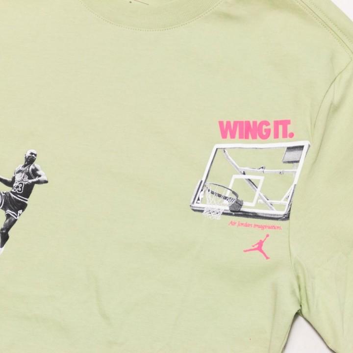 Áo thun chính hãng Nike Jordan Wing it CD5644-377