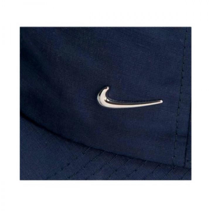 Giới thiệu sản phẩm Mũ Nike Sportswear Metal Swoosh Logo Cap Sapka CI2653-451
