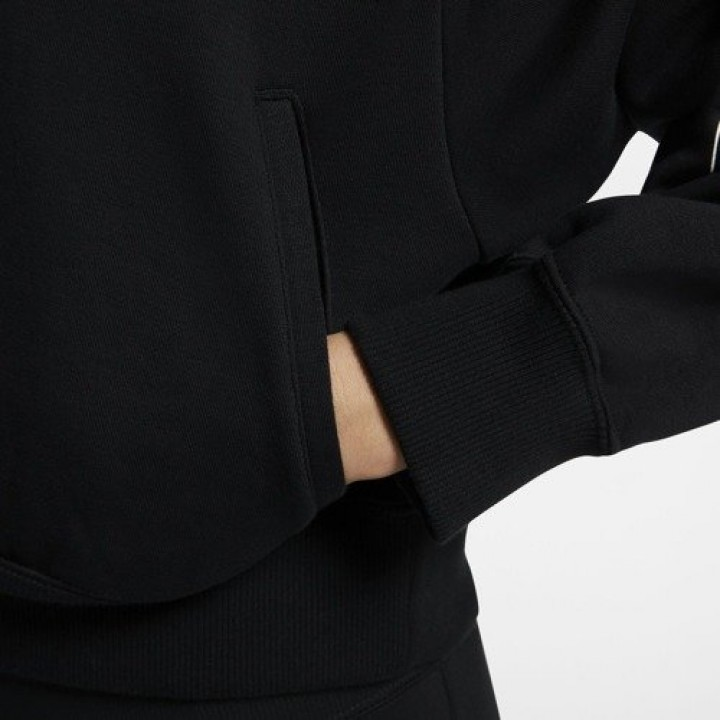 Áo khoác nỉ nữ chính hãng NIKE NSW AIR HOODIE FLEECE CJ3082-010