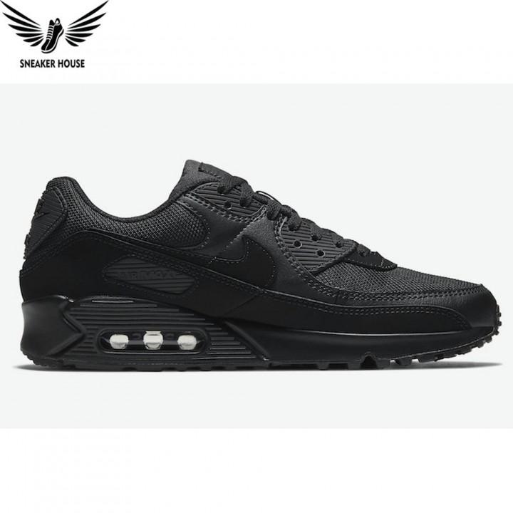 Giày thể thao Nike Air Max 90 Triple Black CN8490-003